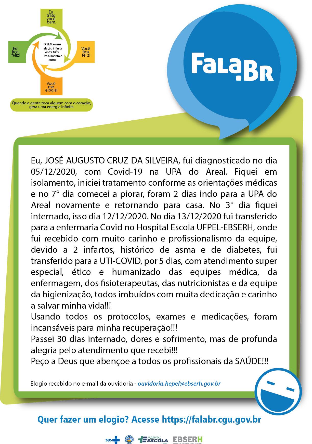 Paper Elogio_José Luiz Silveira_UTI COVID